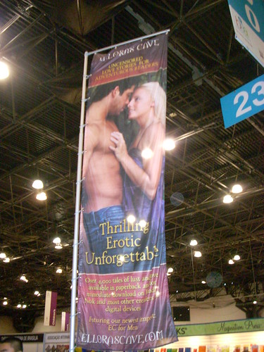 BEA12 Erotica is hot at BEA | by Library Journal