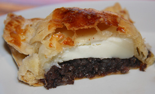 Morcilla and Goat Cheese Pie | by erikrasmussen