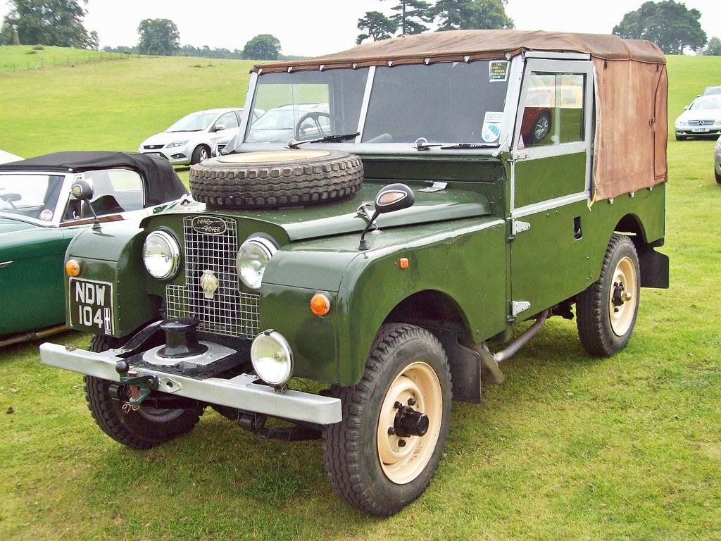108 land rover series 1 1956 land rover series 1 1948 5 flickr. Black Bedroom Furniture Sets. Home Design Ideas