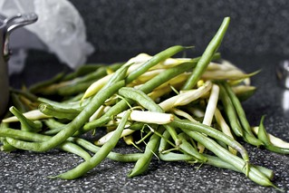 pile of pole beans | by smitten kitchen