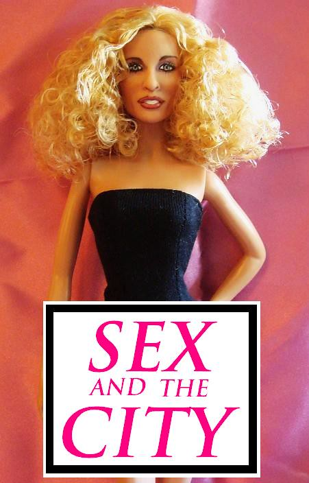 Sex and the city toy