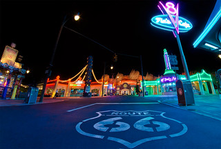 Cars Land - Get Your Kicks on Route 66 | by Tom.Bricker