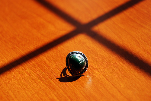 Malachite Ring | by maccandace