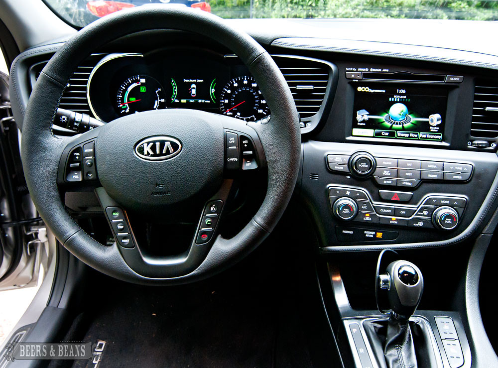 ... 2012 Kia Optima Hybrid Review | By BeersandBeans