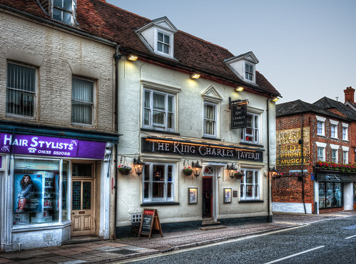 The King Charles Tavern | by Pete Halewood