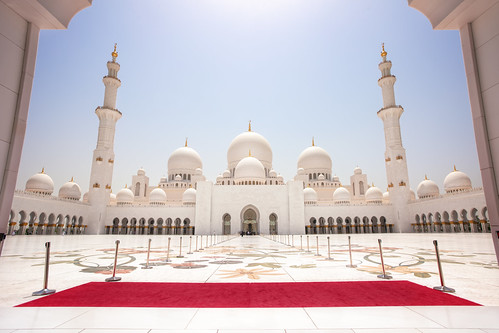 Sheikh Zayed Grand Mosque | by TheFella