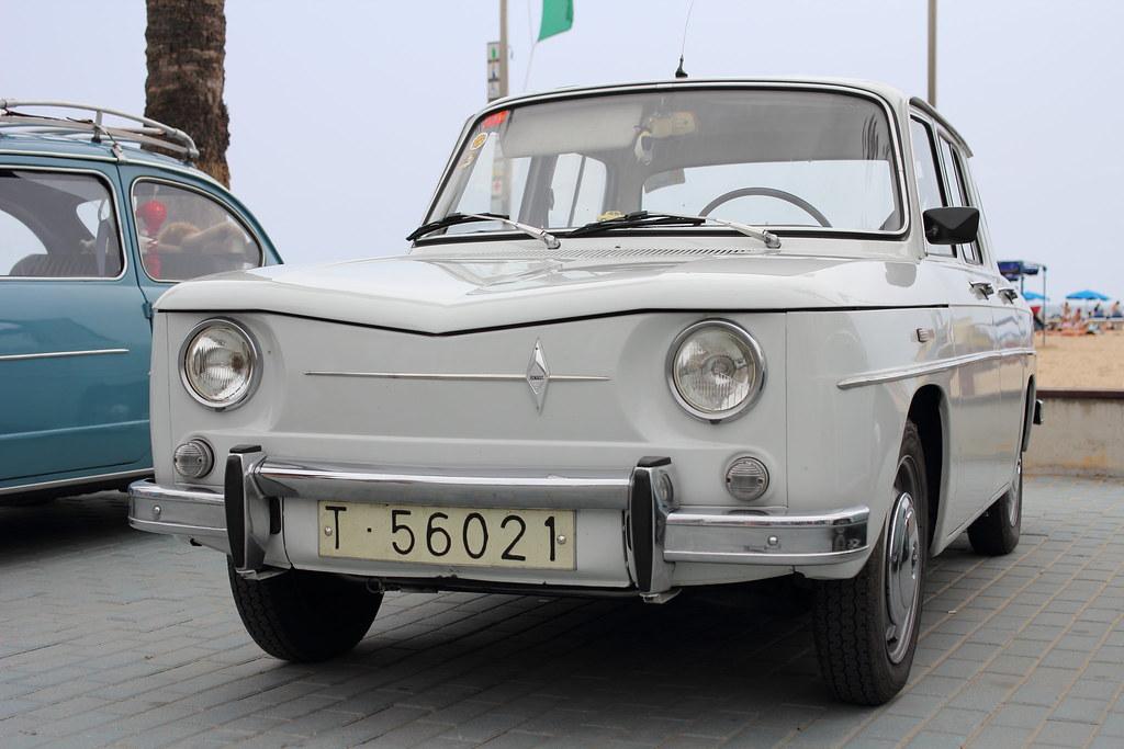 Renault 8 Major 1965 Sergey Kukota Flickr