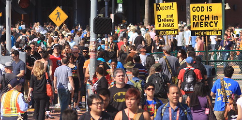San Diego Comic-Con International 2012: Fans of one sort or another | by kevin dooley