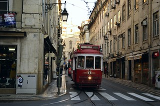 Lisbon street scene | by The Globetrotting photographer
