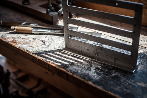 Timber Framing Workbench | by goingslowly