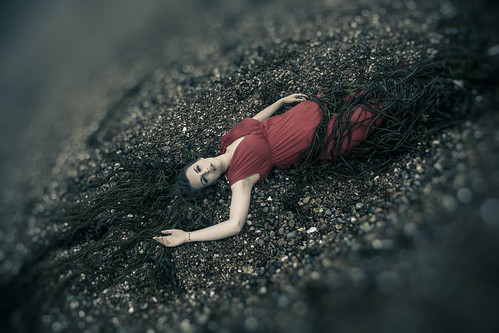 Death of a mermaid | by photocillin