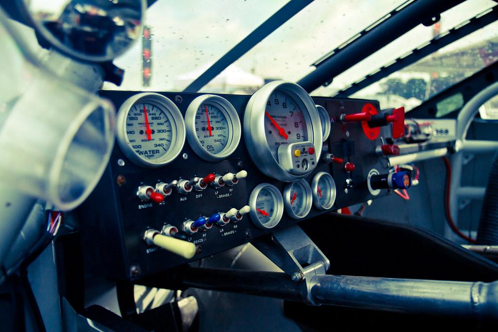 All Car Company >> Nascar cockpit?   Dmitri B   Flickr