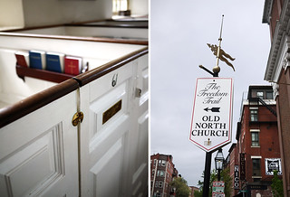 Old North Church Freedom Trail Boston 1 | by CieraHolzenthal