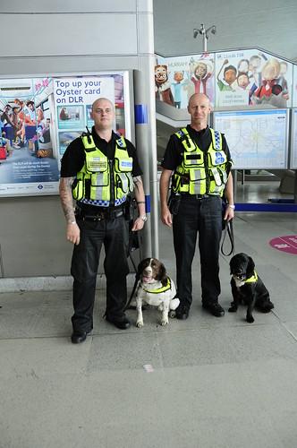 British transport police at stratford pc craig howarth - British transport police press office ...