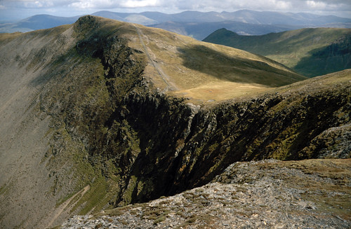 Grisedale Pike from Hobcarton Crag (?) | by l4ts