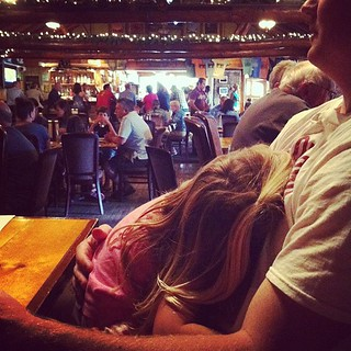 Dead to the world...= a fun fun day in @estespark | by dineanddish