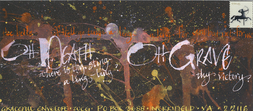 Jill Norvell Reston Va Washington Dc Calligraphers