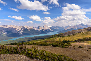 Maligne lake | by fbkphotography