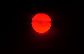 Transit of Venus from Ashdown Forest 6th June 2012 | by James Gray