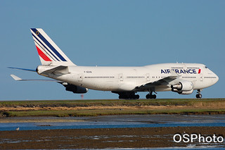 Air France | Boeing 747-4B3M | F-GEXB | by Oliver S. Porter