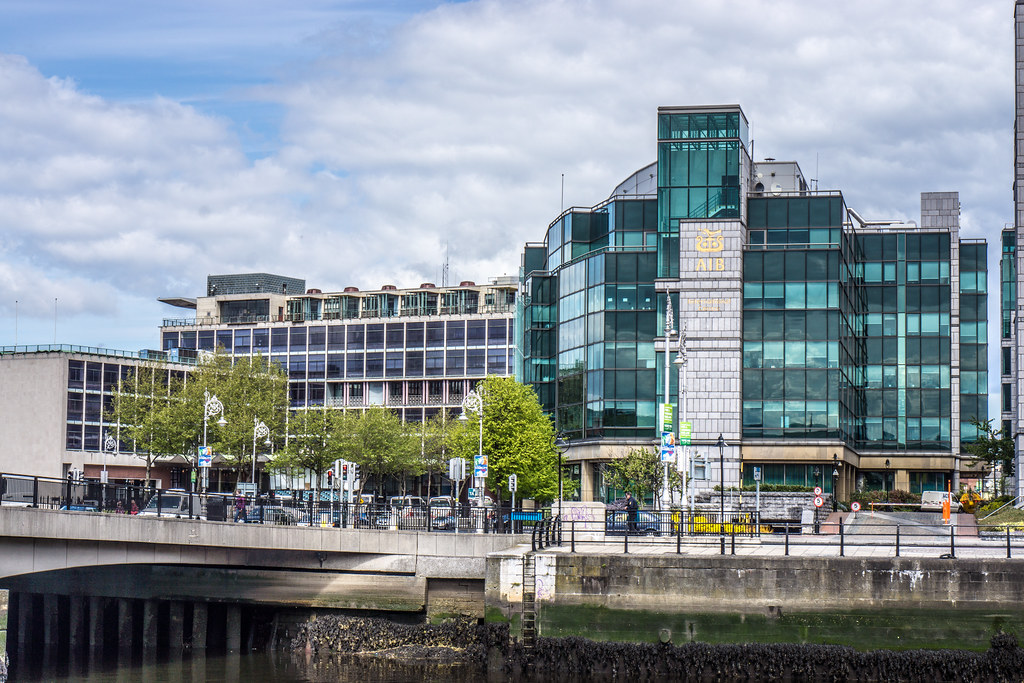 IFSC As Seen From City Quay (Dublin) | The International Fin… | Flickr