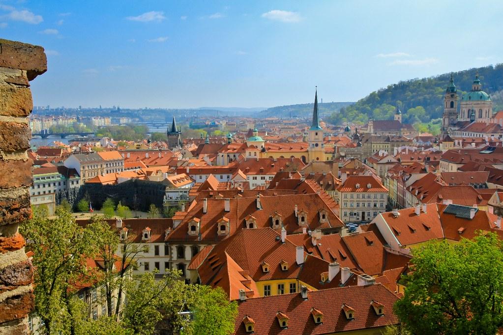Beautiful prague czech republic unesco world heritage for Prague beauty