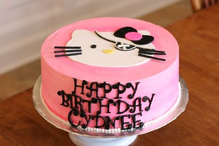 Hello Kitty Birthday Cake 003 | by Hungry Housewife