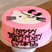 Hello Kitty Birthday Cake 003
