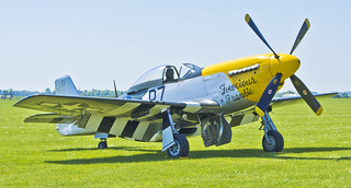 P-51D Mustang - Ferocious Frankie | by Craig Greenwood