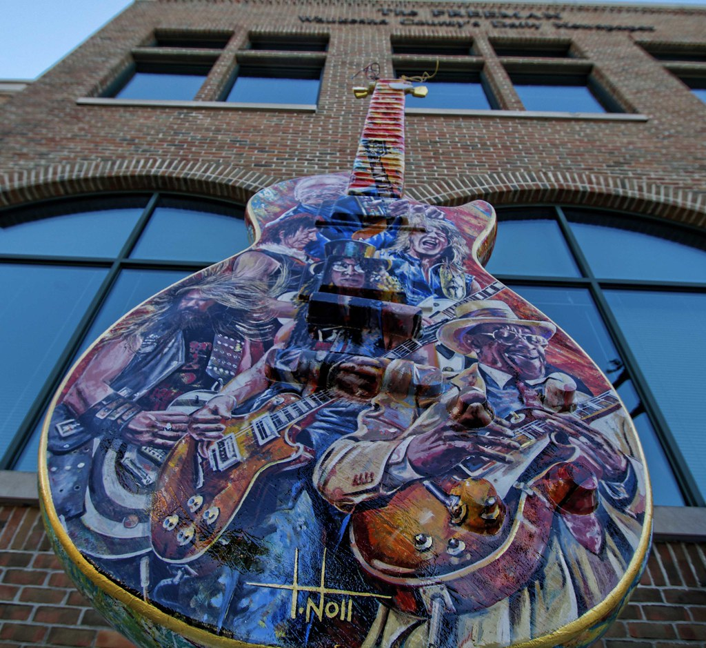 Waukesha Guitar Town Project Raised $105k for Local