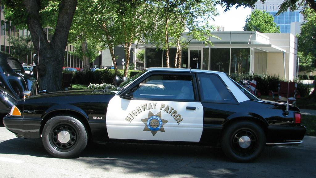 1988 Ford Mustang Ssp California Highway Patrol 1 Flickr