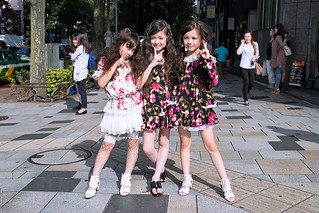 Harajuku Girls, Next Generation | by tokyofashion