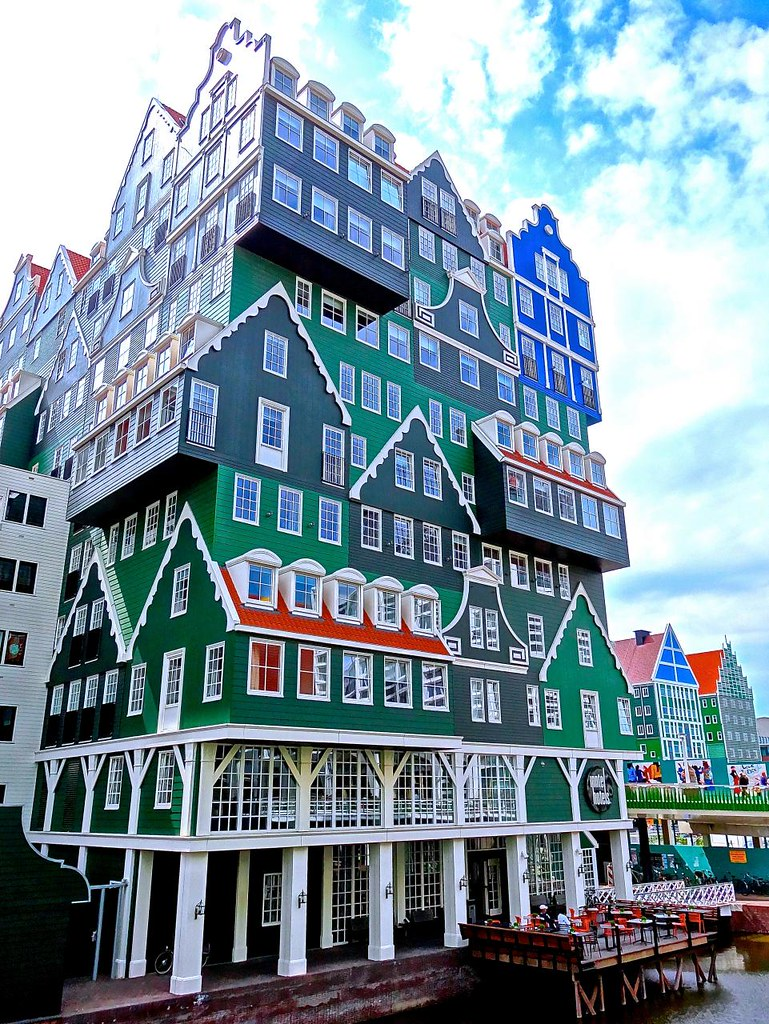 Inntel Hotels Amsterdam Zaandam The Netherlands Wam