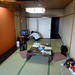 Traditional Tatami room in Japan