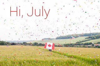 Hi, July! | by Sam Revel