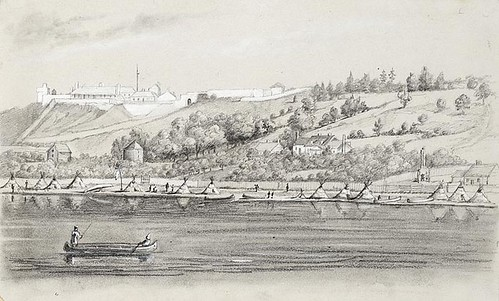 Island of Mackinaw, Lake Huron (1837) | by Toronto Public Library Special Collections