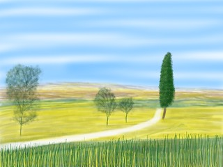 Tuscan Road | by A.K.A Bilk