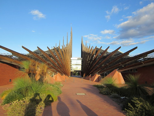 Edith Cowan University, Joondalup, Perth | by Daniel Bowen