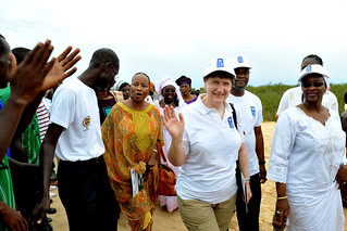 Helen Clark's visit to Saint-Louis, Senegal, July 2012 | by United Nations Development Programme