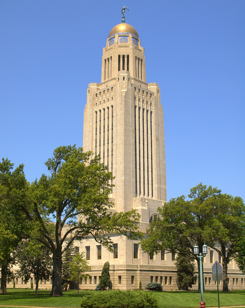 Nebraska State Capitol  Jim Bowen  Flickr