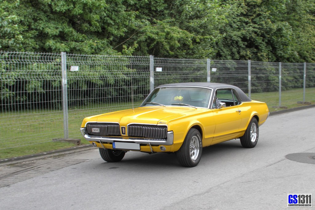 1967 Mercury Cougar The Mercury Cougar Is An Automobile