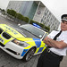 Chief Constable with ANPR Interceptor
