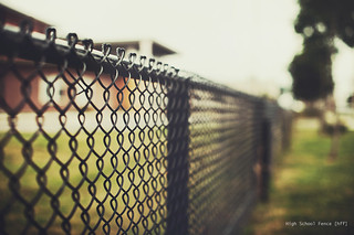 High School Fence [hff] | by Mahoney Photography WA