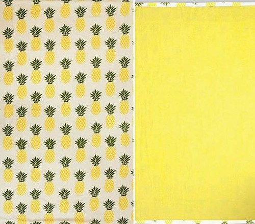 serviette Pineapple Field de la marque Bali Towel