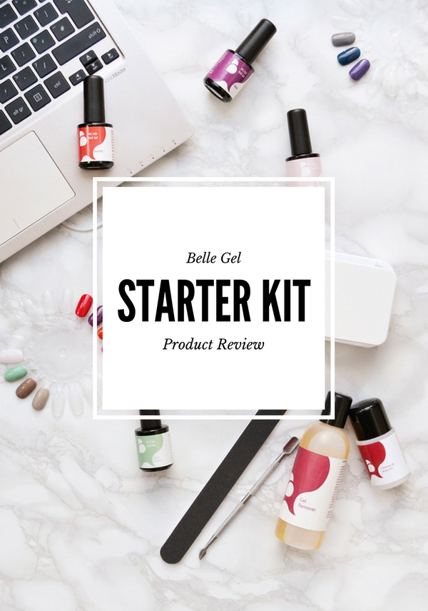 Belle Gel Starter Kit