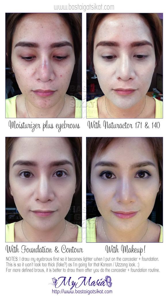 Review Naturactor Amp How To Cover Up Acne Blemishes