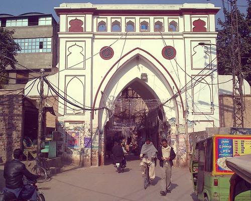 Bhati Gate