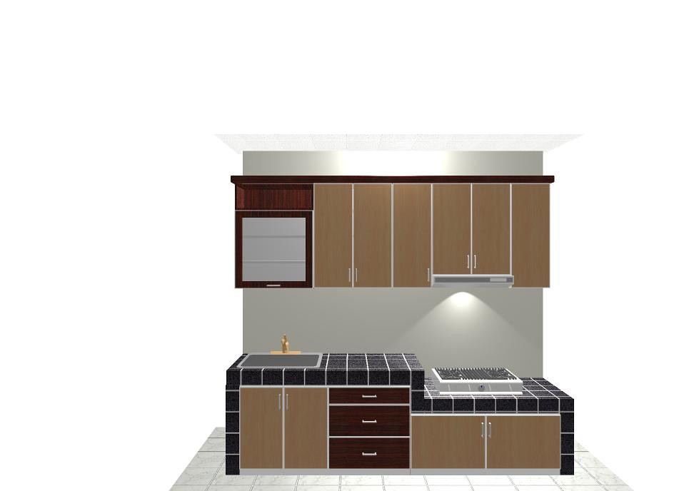 Lemari dapur citra 2 ext hpl usahamaju furniture flickr for Furniture dapur