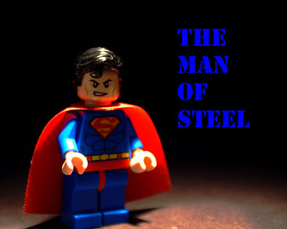 Superman- The  Man of Steel | by A Civilian