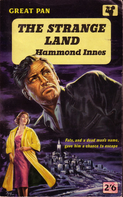 Classic 1960 Pan paperback edition of The Strange Land